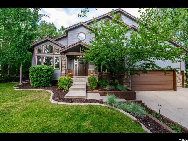 8920 Upper Lando N, Park City, UT 84098 (MLS #1621946) :: High Country Properties