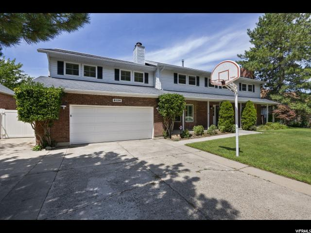8126 S Top Of The World E, Cottonwood Heights, UT 84121 (#1622018) :: Red Sign Team
