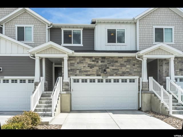 15387 S Skyraider Ln W #176, Bluffdale, UT 84065 (#1622149) :: RE/MAX Equity