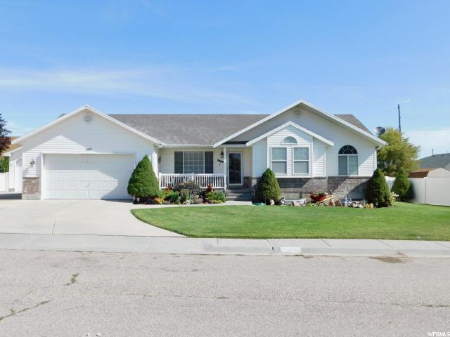 543 Love Cir, Grantsville, UT 84029 (#1622155) :: Colemere Realty Associates