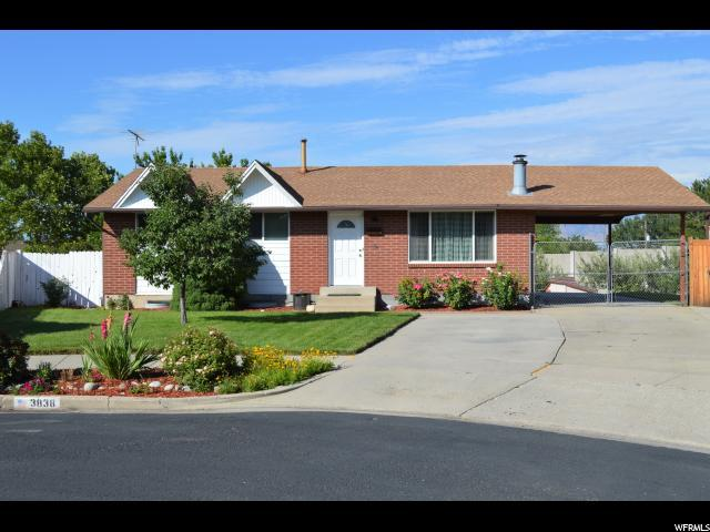 3838 W Mooregate Ave, West Valley City, UT 84120 (#1622158) :: The Fields Team