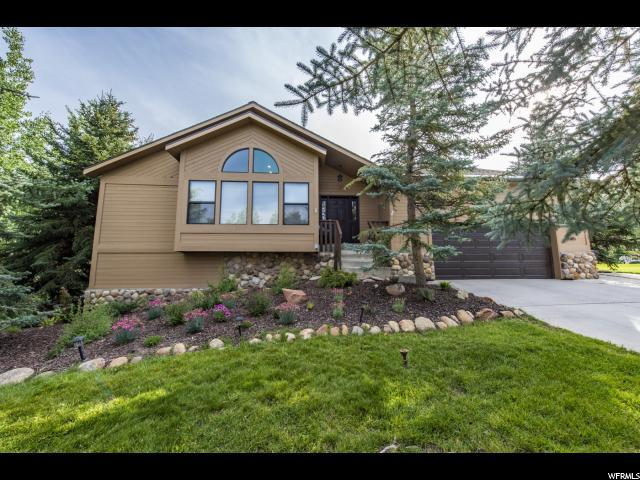 3585 Lariat Rd, Park City, UT 84098 (MLS #1622242) :: High Country Properties