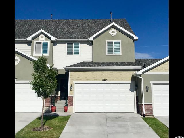 11843 S Cedar Valley Dr, Riverton, UT 84065 (#1622248) :: Red Sign Team
