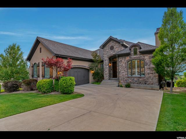 10980 S Secret View Rd E, Sandy, UT 84092 (#1622301) :: Red Sign Team