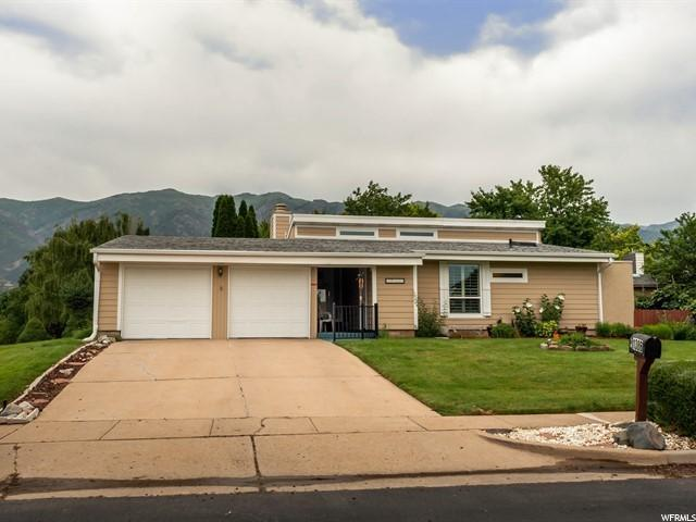 1386 E Heather Dr N, Layton, UT 84040 (#1622349) :: Doxey Real Estate Group