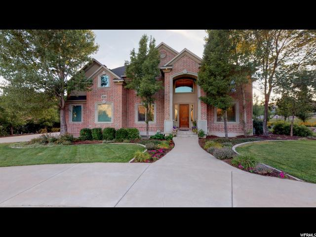 245 N Matterhorn Dr, Alpine, UT 84004 (#1622366) :: The Canovo Group