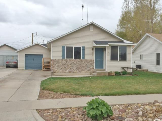552 E 300 N, Roosevelt, UT 84066 (#1622368) :: Red Sign Team