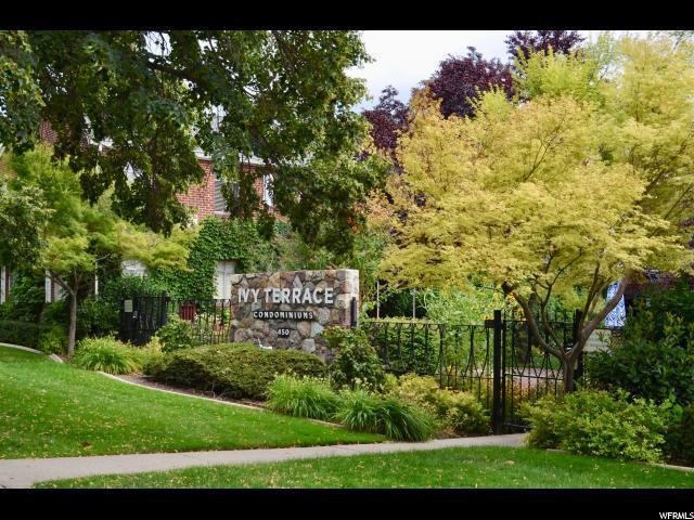 450 E 100 S #33, Salt Lake City, UT 84111 (MLS #1622436) :: Lawson Real Estate Team - Engel & Völkers