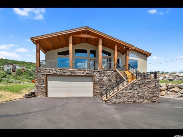 8815 Gorgoza Dr, Park City, UT 84098 (MLS #1622458) :: High Country Properties