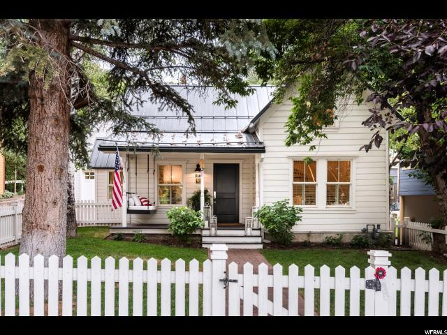 1127 Woodside Ave, Park City, UT 84060 (#1622587) :: Colemere Realty Associates