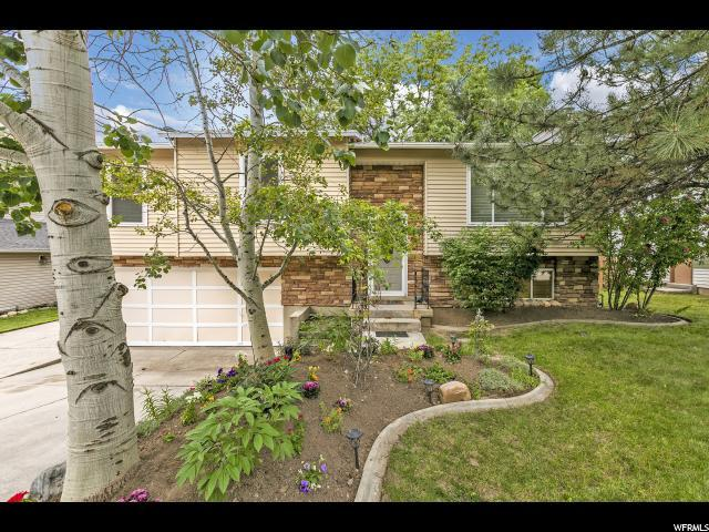 3482 E Oakledge Rd. S, Salt Lake City, UT 84121 (#1622653) :: goBE Realty