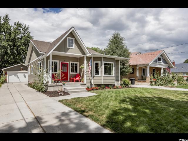 344 W Center St, Heber City, UT 84032 (MLS #1622655) :: High Country Properties