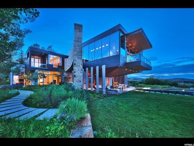 8298 N Promontory Ranch Rd, Park City, UT 84098 (MLS #1622743) :: High Country Properties