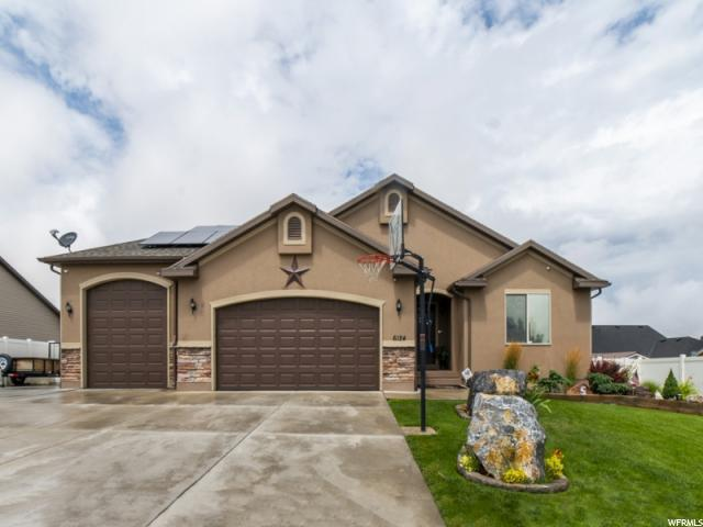 6124 W Jargon Way, Salt Lake City, UT 84118 (#1622754) :: goBE Realty