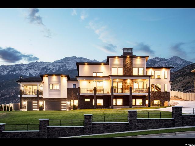 1621 N Box Elder Cir, Alpine, UT 84004 (#1622761) :: The Canovo Group