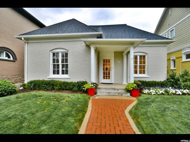 76 N G St, Salt Lake City, UT 84103 (#1622769) :: Bustos Real Estate | Keller Williams Utah Realtors