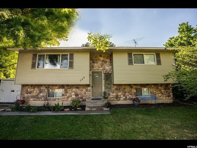 529 N 900 E, Lehi, UT 84043 (#1622807) :: Big Key Real Estate