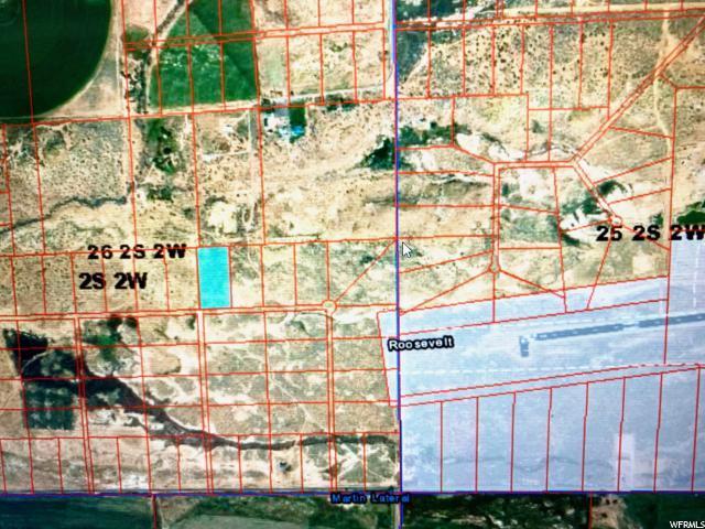 4350 W 1625 S, Roosevelt, UT 84066 (#1622881) :: Big Key Real Estate