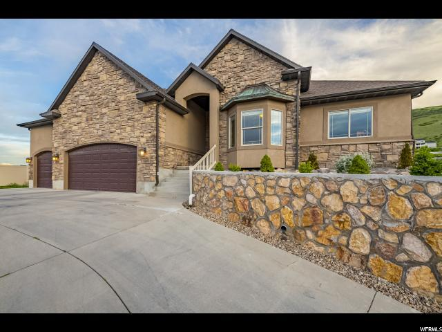 6109 W Cabin Trail Way Way, Herriman, UT 84096 (#1622943) :: Red Sign Team