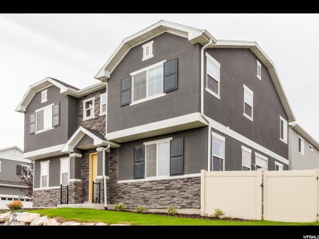 3031 S Willow Creek Dr, Saratoga Springs, UT 84045 (#1622992) :: goBE Realty