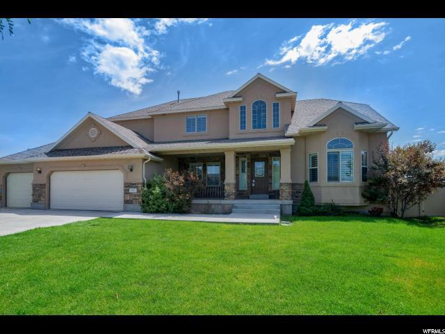 3302 N Love Ln E, Lehi, UT 84043 (#1622998) :: Keller Williams Legacy