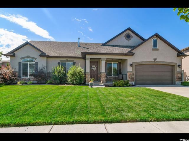 4425 W 5850 S, Hooper, UT 84315 (#1623016) :: Doxey Real Estate Group