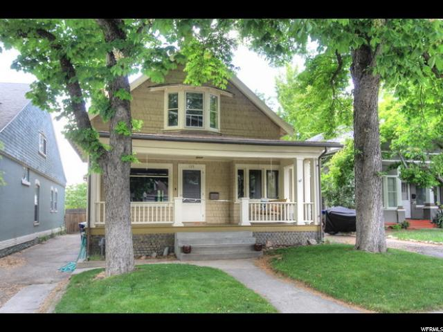 129 N F St, Salt Lake City, UT 84103 (#1623044) :: Bustos Real Estate | Keller Williams Utah Realtors