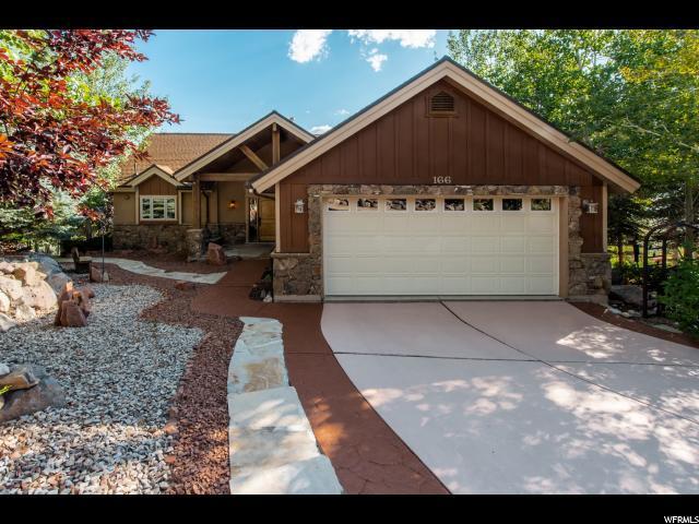 166 E Keetly Close, Kamas, UT 84036 (MLS #1623051) :: High Country Properties