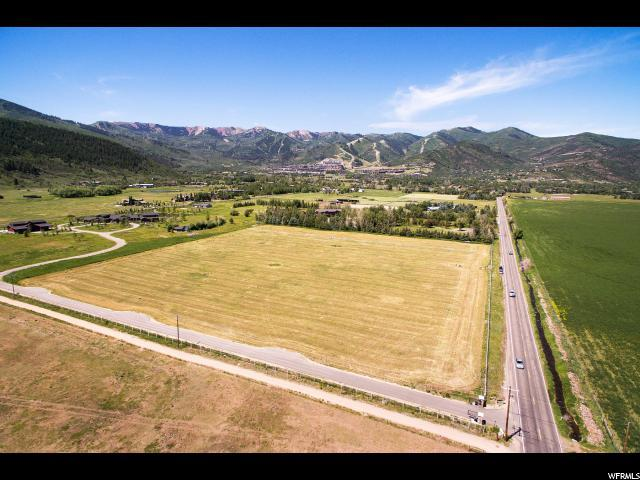 517 W Old Ranch Rd, Snyderville, UT 84098 (#1623059) :: Red Sign Team