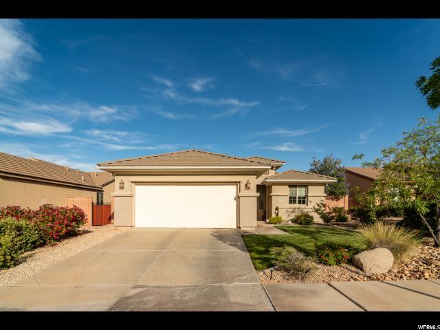1282 N Overland Trails Cir, Washington, UT 84780 (#1623093) :: Keller Williams Legacy