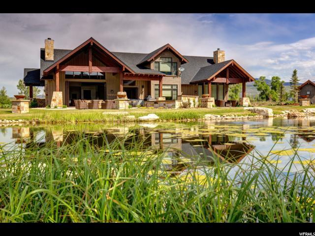 425 E Boulderville Rd, Kamas, UT 84036 (MLS #1623130) :: High Country Properties