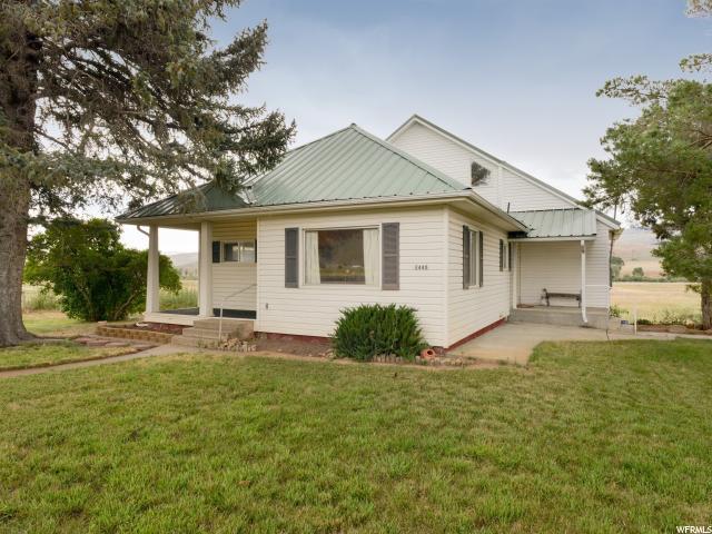 2440 N Main St, Henefer, UT 84033 (MLS #1623140) :: High Country Properties