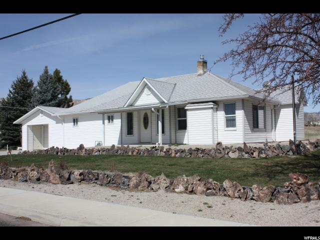 110 W 300 NORTH, Ferron, UT 84523 (#1623161) :: Red Sign Team