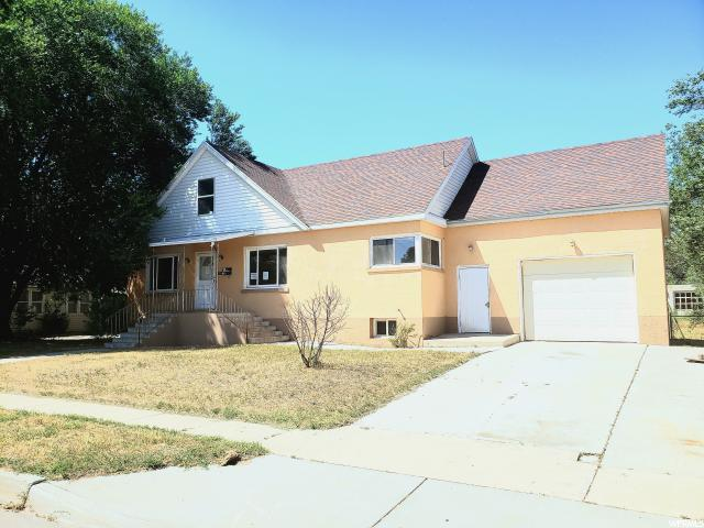 238 W 200 SOUTH S, Vernal, UT 84078 (#1623166) :: Red Sign Team