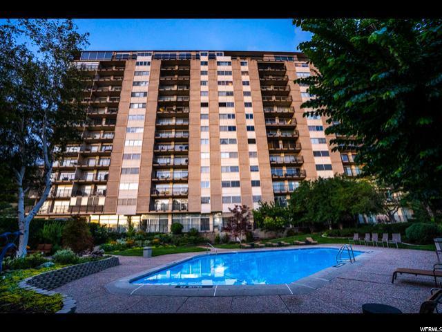 875 S Donner Way #1003, Salt Lake City, UT 84108 (#1623171) :: Big Key Real Estate