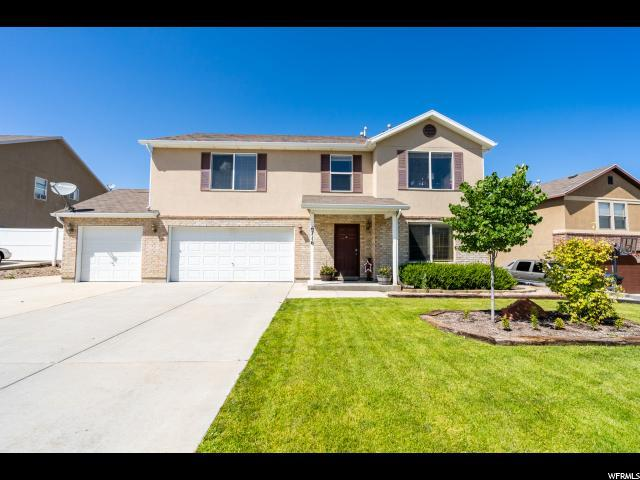 6716 W Mary Leizan Ln, Herriman, UT 84096 (#1623186) :: Red Sign Team