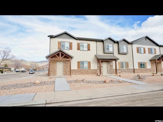 1055 W 400 N, Cedar City, UT 84720 (#1623189) :: Big Key Real Estate