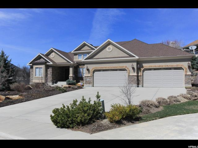 7972 S Gainey Ranch Road Ct E, Salt Lake City, UT 84121 (#1623204) :: Red Sign Team