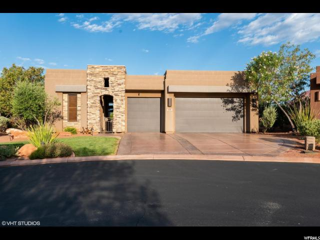 2139 W Cougar Rock Circle #131, St. George, UT 84770 (#1623251) :: Colemere Realty Associates