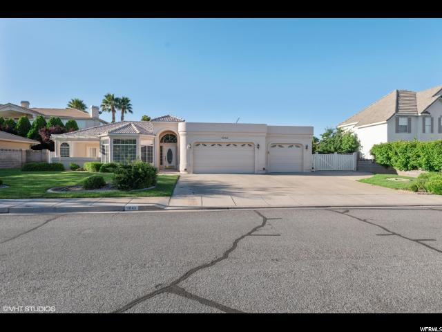 1542 Cobblestone Lane, St. George, UT 84790 (#1623256) :: Doxey Real Estate Group