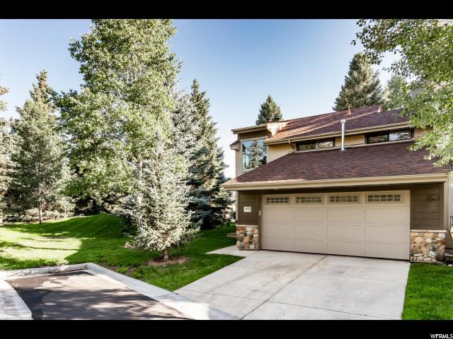 4850 Meadow Loop Rd #1, Park City, UT 84098 (MLS #1623291) :: High Country Properties