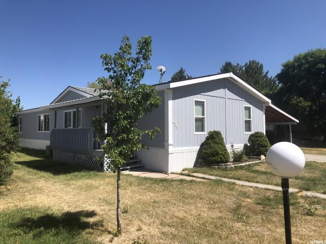 439 W 725 N, Logan, UT 84321 (#1623294) :: RE/MAX Equity
