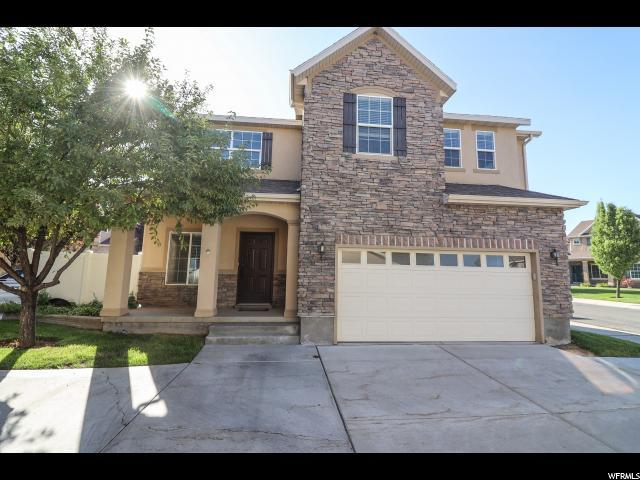 5079 W London Bay Dr S, Herriman, UT 84096 (#1623326) :: The Canovo Group