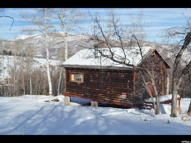 2523 Forest Circle Cir, Wanship, UT 84017 (MLS #1623358) :: High Country Properties