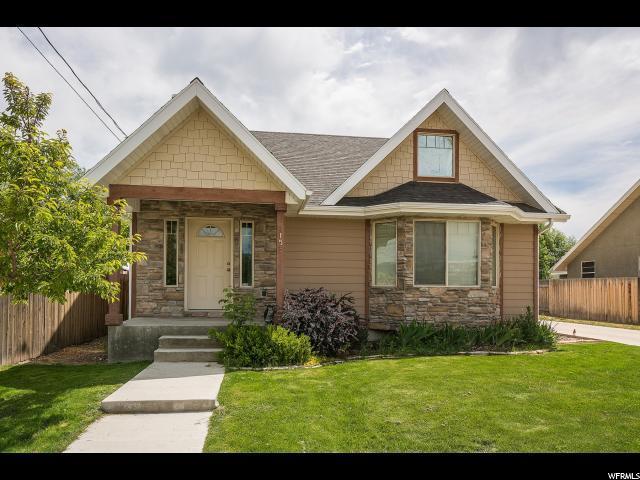 153 S 500 W, Heber City, UT 84032 (MLS #1623439) :: High Country Properties