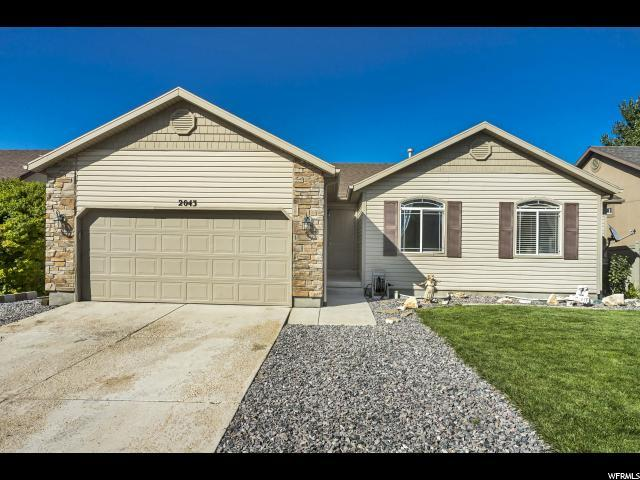 2043 E Pinecone Rd, Eagle Mountain, UT 84005 (#1623465) :: Colemere Realty Associates