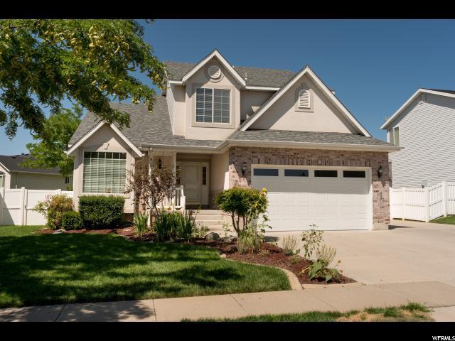 61 E 550 S, Kaysville, UT 84037 (#1623466) :: Colemere Realty Associates