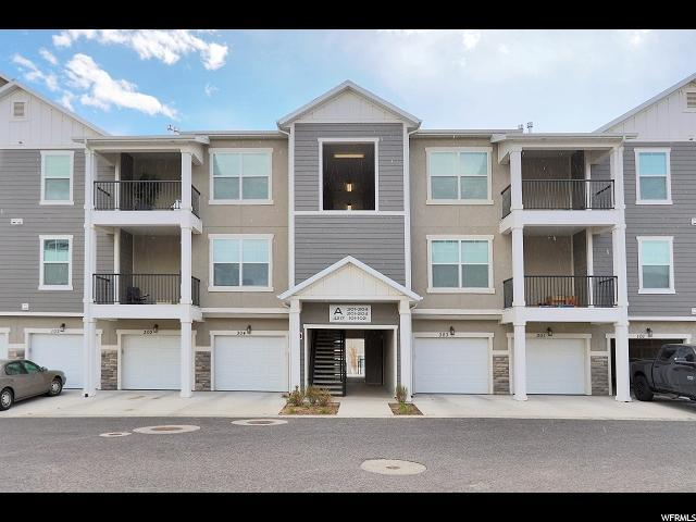 4217 W Jarvis Ln S A303, Herriman, UT 84096 (#1623469) :: Red Sign Team