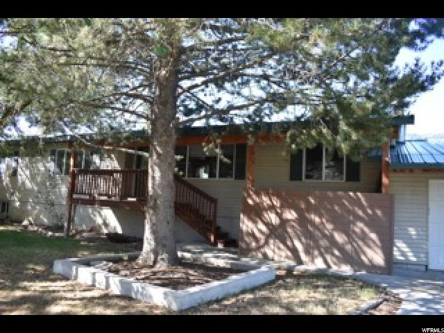 5257 N North Fork Rd E, Liberty, UT 84310 (#1623489) :: Colemere Realty Associates