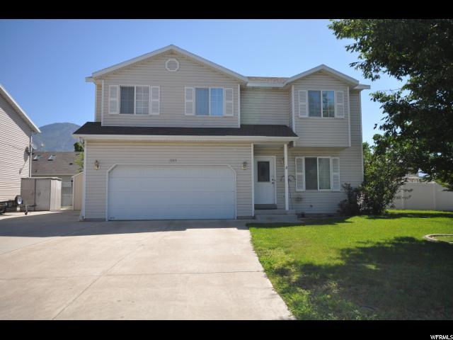 1245 S 940 W, Provo, UT 84601 (#1623498) :: The Fields Team